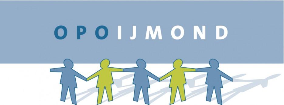 Logo OPO IJmond